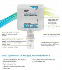Bezdotykowy Dozownik Sealed Air Intelli Care