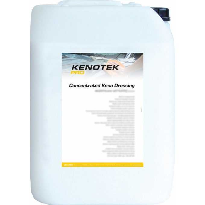 KENOTEK CONCENTRATED KENO DRESSING